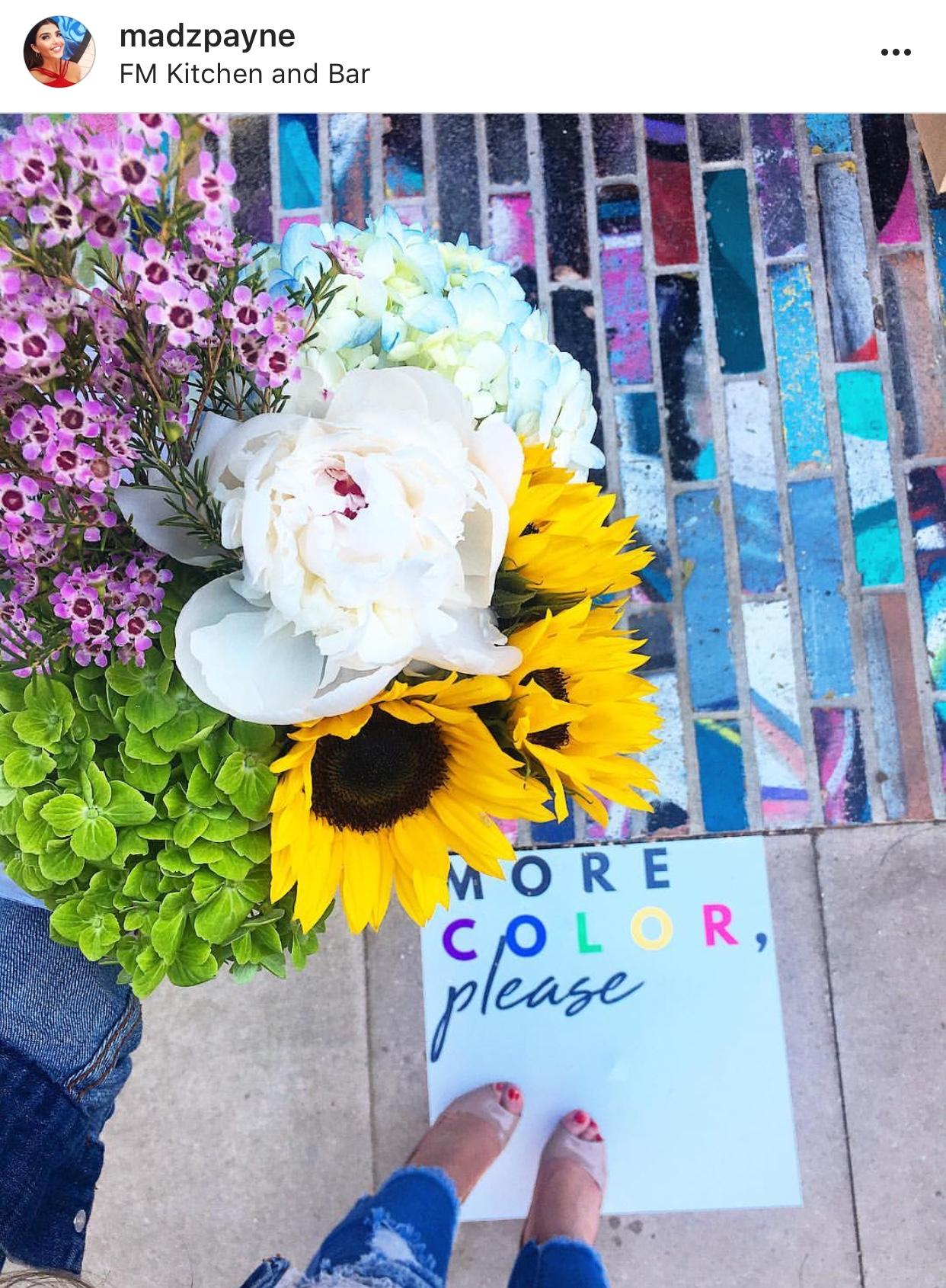 flowers madzpayne instagram