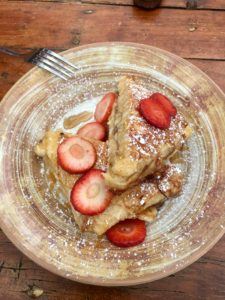 King's Bierhaus French Toast
