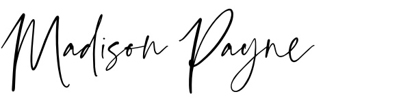 Madison Payne Signature