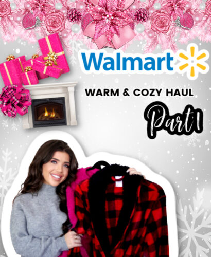 walmart warm and cozy