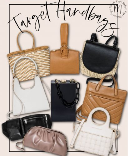 target handbags