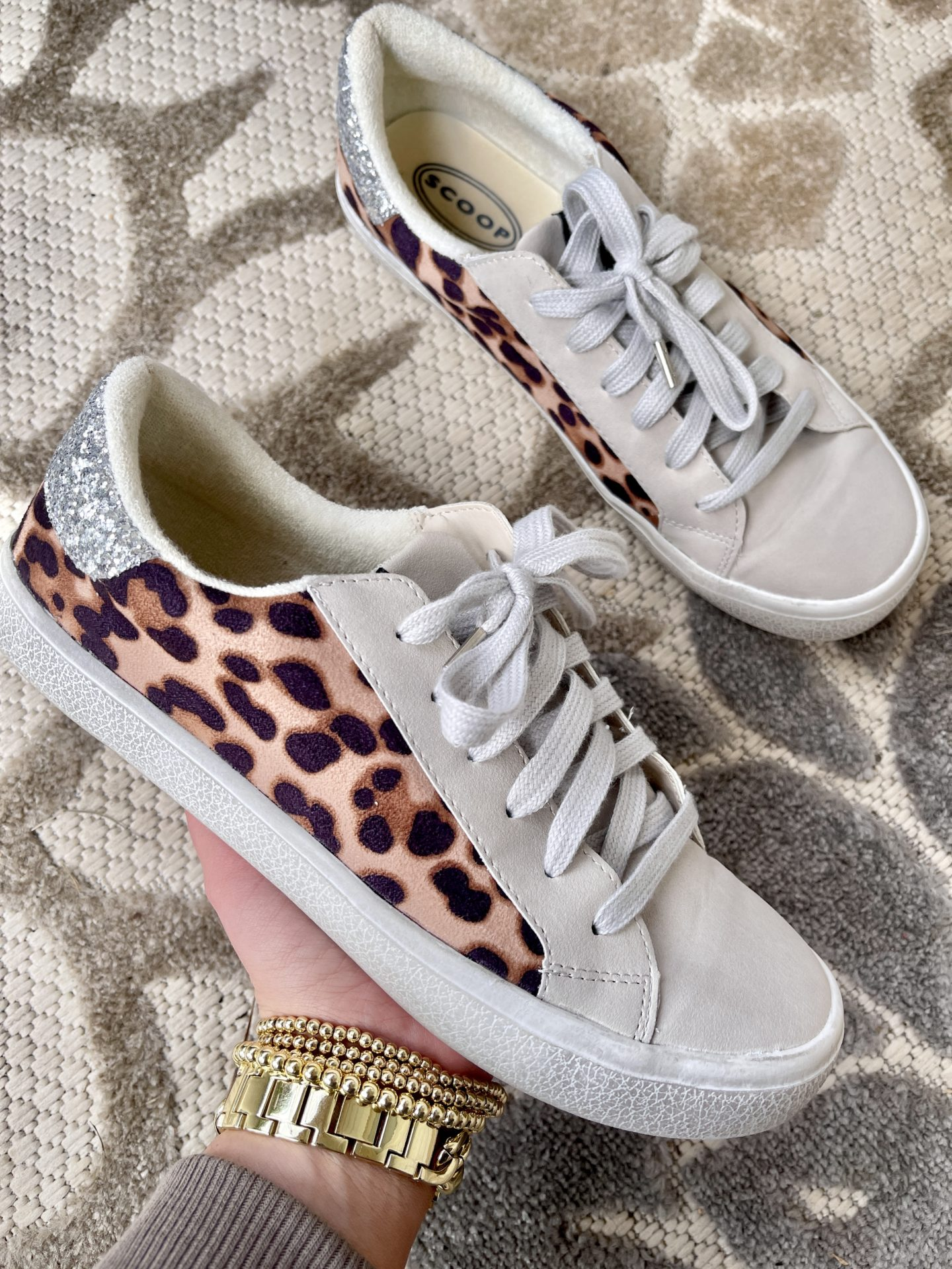 sneaker-animal-print